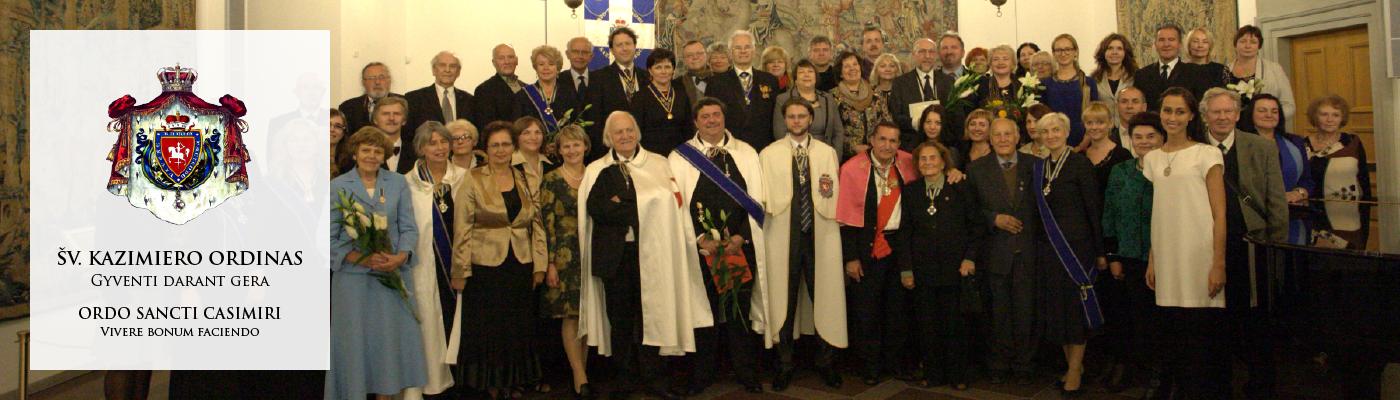 Šv. Kazimiero ordinas – Ordo Sancti Casimiri